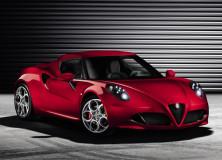 Alfa Romeo 4C (2013) prve uradne slike