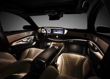 Mercedes-Benz pokazal slike novega S razreda