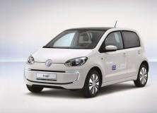 Volkswagen predstavil e-up! mestni avto