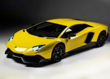 Lamborghini Aventador 50 Anniversario Edition