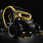 Renault Twizy F1 koncept - 1