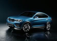 V javnost prišle slike novega BMW X4 modela