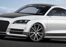 Audi TT Ultra Quattro koncept 2013