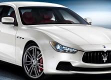 Maserati Ghibli 2013 razkrit že pred avtosalonom Šanghaj