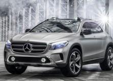 Mercedes-Benz GLA koncept