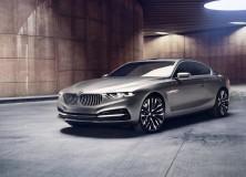 BMW Pininfarina Gran Lusso Coupe dokončno razkrit