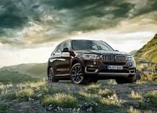 BMW predstavil tretjo generacijo X5 (F15, 2014)