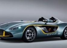 Aston Martin CC100 koncept