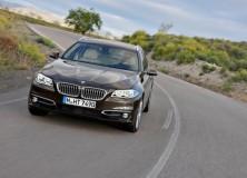 Modificirana BMW serija 5 (facelift) 2013