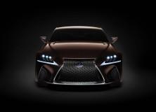 V letu 2014 prihaja Lexus IS coupe