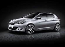 Razkrit novi Peugeot 308 (2013)