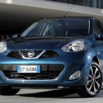2013 Nissan Micra Facelift