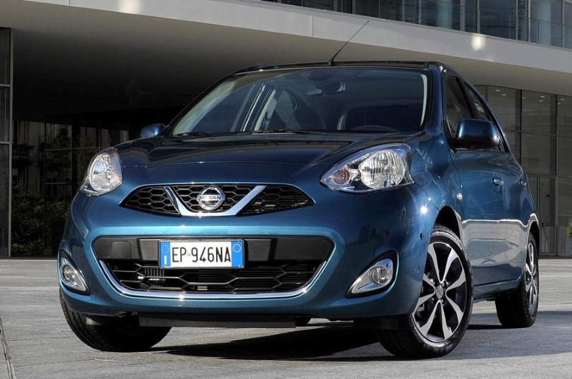 modificirana nissan micra facelift 2013. Black Bedroom Furniture Sets. Home Design Ideas