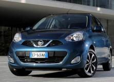 Modificirana Nissan Micra (facelift) 2013
