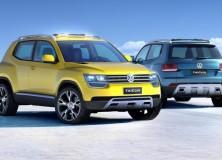 Volkswagen Taigun napovedan za leto 2016