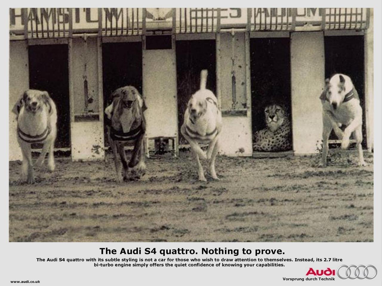 Audi-reklama