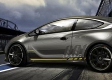 Prihaja Opel Astra OPC Extreme 2014