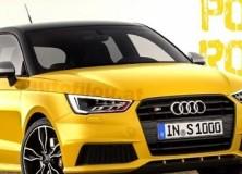 Novi Audi S1 Quattro 2014 – prva uradna slika