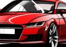 Novi Audi TT – prve uradne skice