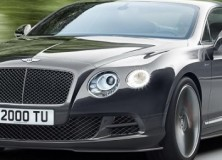 Bentley Continental GT Speed – najhitrejši serijski Bentley
