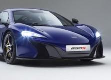 Novi McLaren 650S 2014