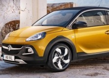 Novi Opel Adam Rocks 2014