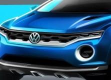 Volkswagen T-ROC koncept 2014