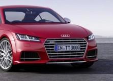 Novi Audi TT in TTS 2014