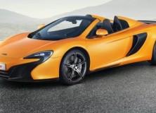 Novi McLaren 650S Spider