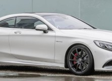 Merdcedes S-Class Coupe S63 AMG