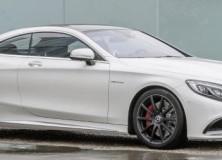 Merdcedes S-Class Coupe S63 AMG