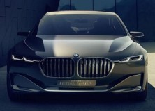 BMW Vision Future Luxury koncept 2014