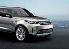 Land Rover Discovery Vision koncept (2014)