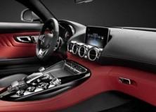 Mercedes GT AMG – prve uradne slike notranjosti
