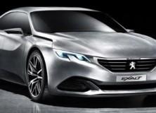 Peugeot Exalt koncept 2014