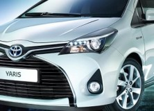 Toyota Yaris Facelift (modificirana) 2014