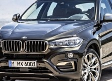 Novi BMW X6 2014
