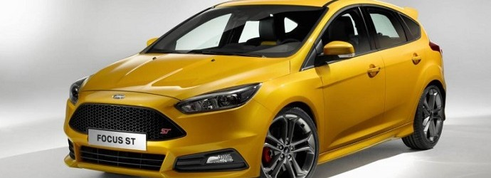 Ford Focus ST 2014 facelift (modificiran)