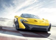 McLaren P1 nove informacije in slike