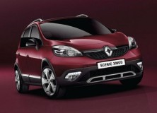 Renault Scenic bo dobil SUV izgled