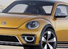 VW Beetle (Hrošč) Dune koncept 2014