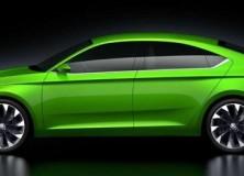 Škoda Vision C koncept 2014 – nove slike
