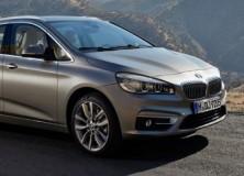 Novi BMW Serija 2 Active Tourer 2014