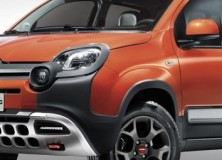 Novi Fiat Panda Cross 2014