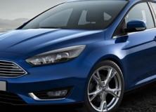 Ford Focus facelift (modificiran) 2014