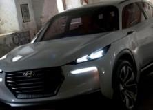 Hyundai Intrado koncept 2014