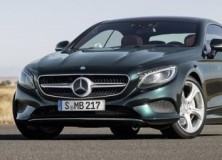 Novi Mercedes  S-Class Coupe 2014