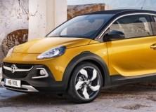 Novi Opel Adam Rocks 2014