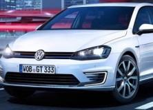 VW Golf GTE 2014 – hibridni Golf