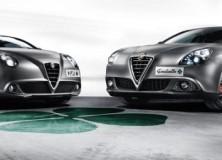 Alfa Romeo Giulietta & MiTo Quadrifoglio Verde (štiriperesna deteljica) 2014
